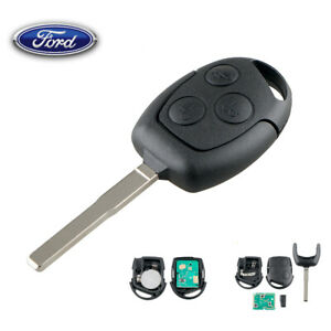 Ford-Key-Fob-3-Buttons-Remote-Entry-433-MHZ-For-Focus-Galaxy-Mondeo-Fiesta-CMAX