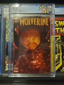 Wolverine-1-2020-Marvel-CGC-9-8-Comics-Elite-Convention-Gerald-Parel-Cover