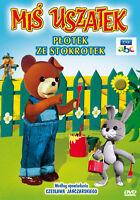 Mis Uszatek - Plotek Ze Stokrotek (dvd) Dla Dzieci Polski Polish