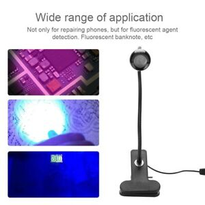 USB-Ultraviolet-Light-Lamp-UV-Glue-Curing-LED-Lamp-Purple-Light-Phone-Repair-3W