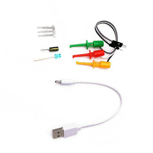 Multifunction Transistor Tester Diodes LCR TC1 Full Color Graphics Displ Sale