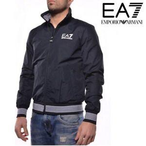 Emporio Armani EA7 Veste 6YPB28 PN27Z 1200 Black GIUBBOTTO Size 3XL ... e483b92b805
