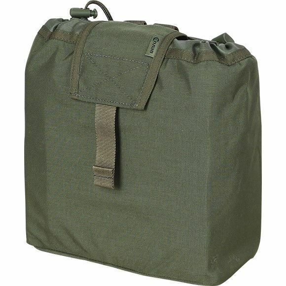 Russian Army Tactical Dump Pouch for Empty Magazines, MOLLE, SPLAV, many colors