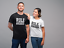 Règle Maker RULE BREAKER Enfant Adulte Sibling tshirts Maman Papa Soeurs correspondants