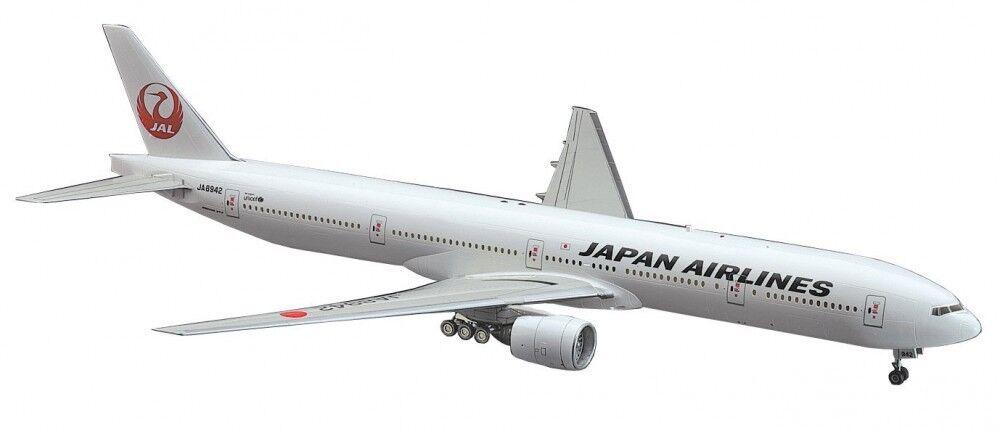 No.15 Hasegawa 1 200 Japan Airlines B777-300 New Logo Plastic model