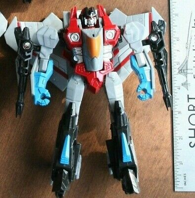 loose WJ figure Transformers OS Legends Starscream Voyager scale