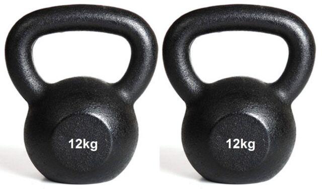 Cast Iron Kettlebells Fantastic Quality Kettlebell Kettle Bell 4kg up to 50kg