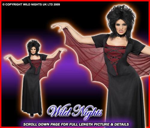 HALLOWEEN FANCY DRESS # DEVIL WOMAN COSTUME MED 12-14