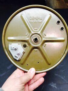 Military DR-8-A Field Phone Wire Spool For Wd1 Field Phone Wire Spool 1/4 Mile