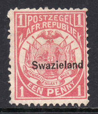 Dass Haare Vergrau Werden Und Helfen 100% Wahr Swaziland 1889 O/p Auf Transvaal 1d Sg 1 Postfrisch Cv Verhindern Den Teint Zu Erhalten