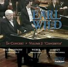 Earl Wild in Concert 2 Concertos by Liszt CD 644057900120