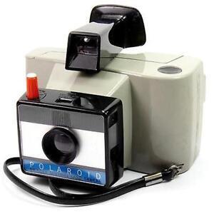Die Swinger-Polaroid-Kamera 1960 s