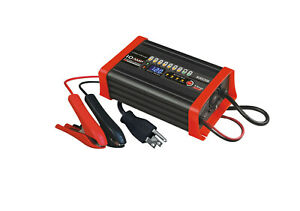 """VMAX BC1204 3.3Amp 4-Stage 12V /""""Smart/"""" Maintainer//Tender for CADILLAC Battery"""