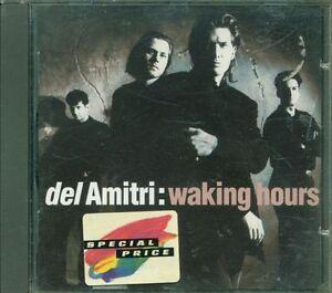 Del-Amitri-Waking-Hours-Cd-Ottimo