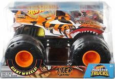 2020 Hot Wheels Tiger Shark Pit Crew Monster Trucks 1 24 ...