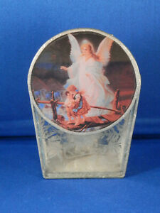 Stained-Glass-Votive-Holder-Guardian-Angel