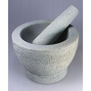 Mörser Und Stößel granitmörser mörser stößel gewürzmörser gewürzmühle granit