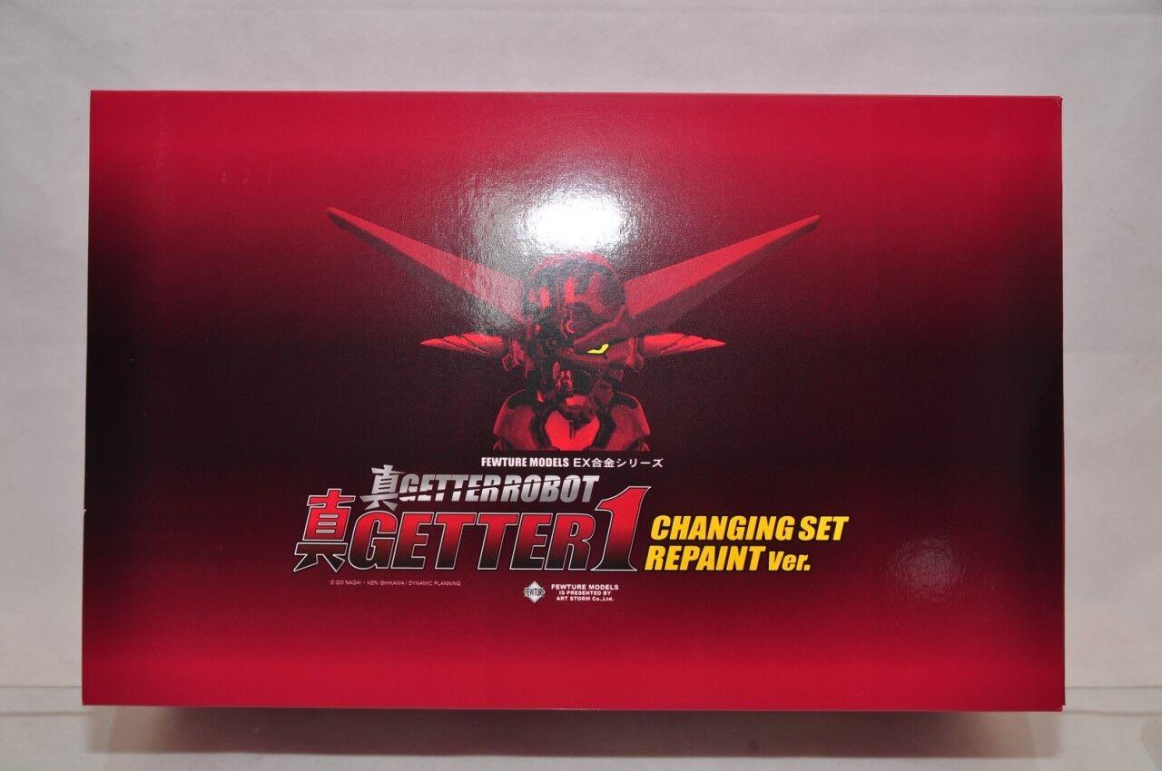 Fewture Artstorm EXG-78 Gokin Robot Shin Getter 1 Changing Set Repaint Ver NEW