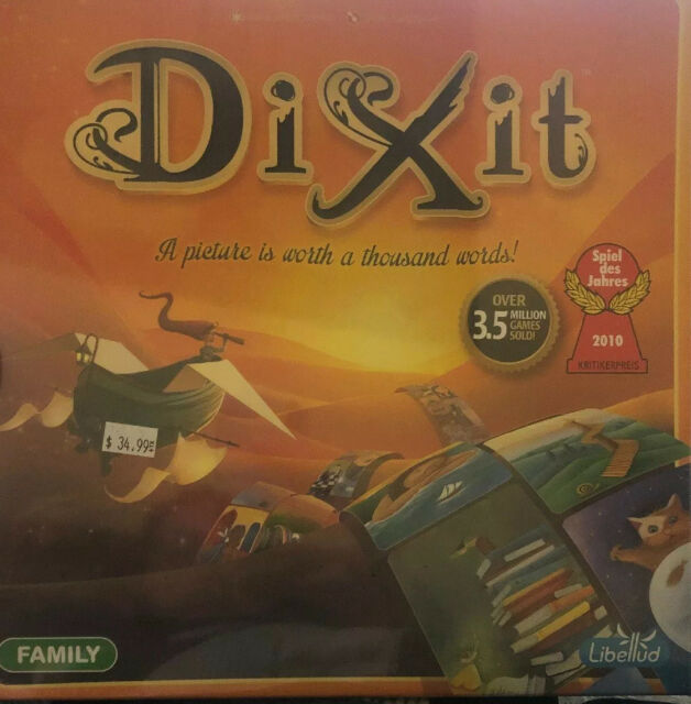 Dixit Board Game Brand new