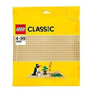 LEGO-CLASSIC-SAND-BASEPLATE-SEALED-10699-BASE-PLATE