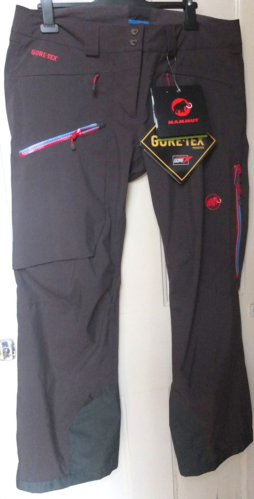 Mammut Sunridge Goretex Pants NEW with Tags  Größe 16