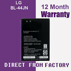 BL-44JN Battery LG Optimus Black Spirit P690 P690F P970 Schwarz Ignite AS855