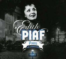 DITH PIAF - PARIS EN CHANSONS NEW CD
