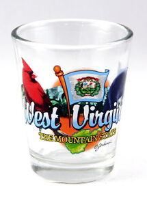 WEST-VIRGINIA-MOUNTAIN-STATE-ELEMENTS-SHOT-GLASS-SHOTGLASS