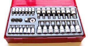 TENG-TOOLS-TTBS35-Enchufe-y-brocas-juego-de-1-4-034-1cm-unidades-35-PZAS-132150103