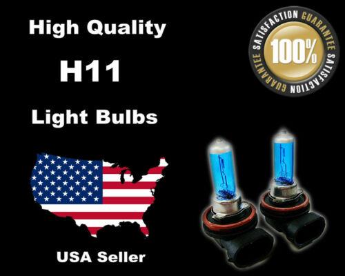 USA Seller Xenon Gas Headlight Light Bulb 12v 55w Super White H11 Low Beam