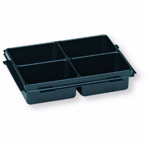 Four Compartment Insert for Festool Tanos Systainer