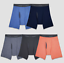 Men/'s 5pk Coolzone Boxer Briefs XL S659 Multicolored Fruit of the Loom