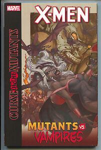 X-Men-Curse-Of-The-Mutants-Vs-Vampires-TPB-Marvel-2011-NM-1-Smoke-Blood-Blade