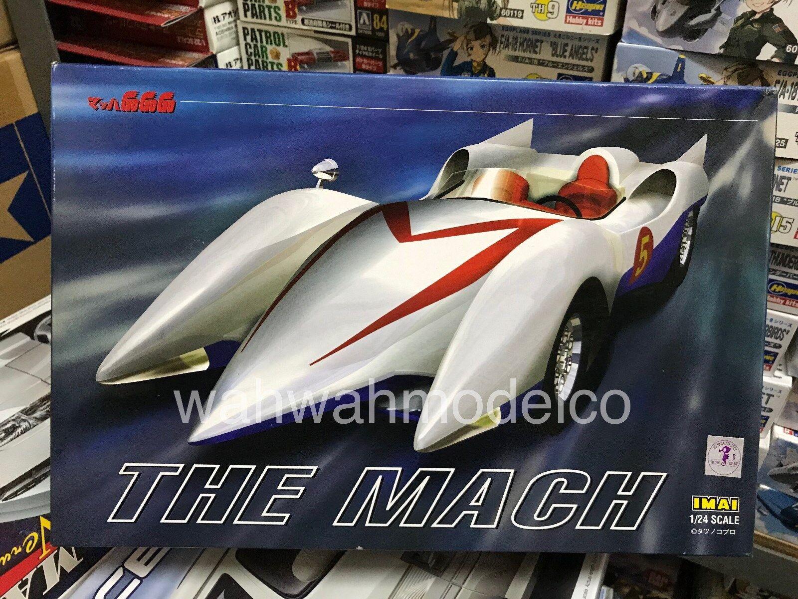 Imai 1 24  The Mach  Speed Racer Mach Gogogo