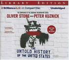 The Untold History of the United States by Oliver Stone, Peter Kuznick (CD-Audio, 2013)