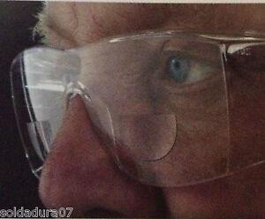 Gafa Lentes Bifocales 2,0 dioptrias Sebring 600 MAG® SELLSTROM Made in USA Gafas