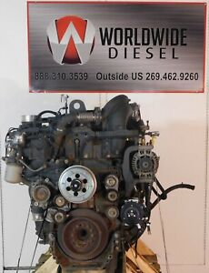 2012 Paccar MX-13 Diesel Engine. 455HP, Good For Rebuild Only.