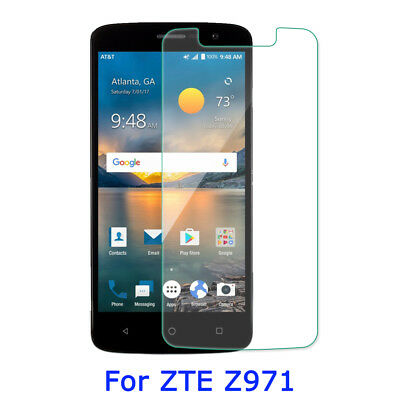 0.3mm 2.5D Premium Tempered Glass Screen Protector For ZTE Blade Spark Z971 LOT