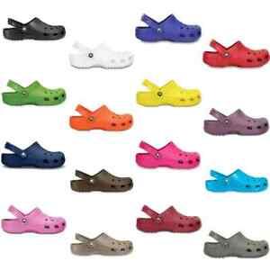 KIDS/ENFANTS/Enfants Crocs Classique Sabots Sandales