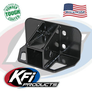 Upper 100720 UTV Receiver Hitch Front KFI Products 2 in