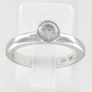 Eleganter-Silberring-925er-Silber-Ring-Groesse-54