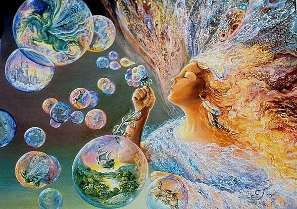 The Dryad - Josephine Wall Greeting Card for sale | eBay