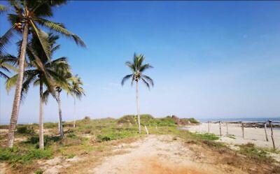 Terreno en costa alegre 277 has 2.3 km frente de playa