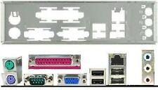 ATX i/o Shield asus p5qpl-am EPU p5g41t-m LX nuevo Io #36