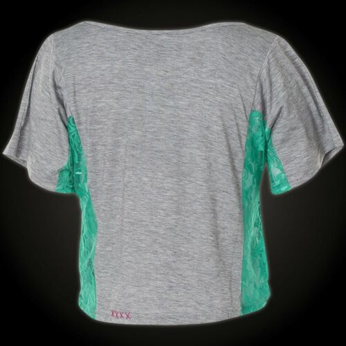 shirts Carlisle By T Grau Damen Sinful shirt Affliction Top T 7IgSxFq8