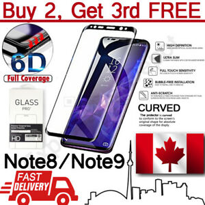 Premium-6D-Full-Cover-Tempered-Glass-Screen-Protector-for-Samsung-Note-8-Note-9