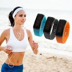 Fashion Men/Women Sport LED Waterproof Rubber Bracelet Digital Wrist Watch
