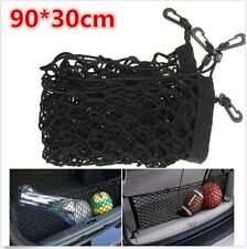 Universal Nylon Car Trunk Rear Cargo Organizer Storage Elastic Mesh Net Holder