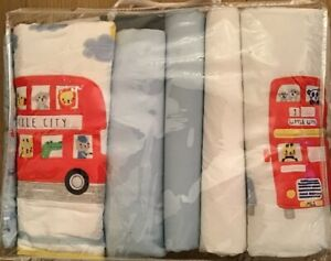 Mothercare /'On The Road/' Bumper for Cot Or Cot bed