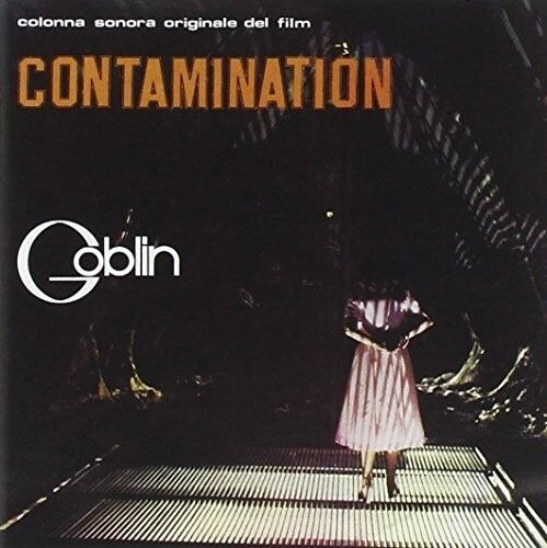Goblin - Contamination (Original Soundtrack) [New CD] Italy - Import
